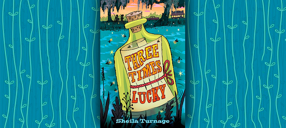 Three times lucky this is not your schools summer reading list fandeluxe Gallery