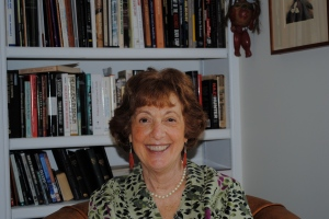 Author Doreen Rappaport