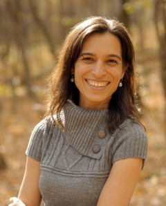 Author Neela Vaswani
