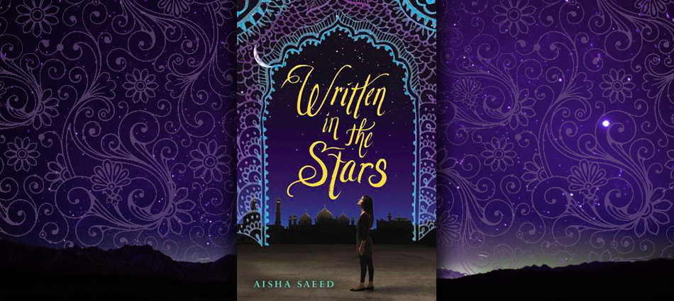 written in the stars aisha saeed epub